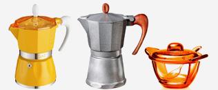 Káva Šarlot - Doplňky
