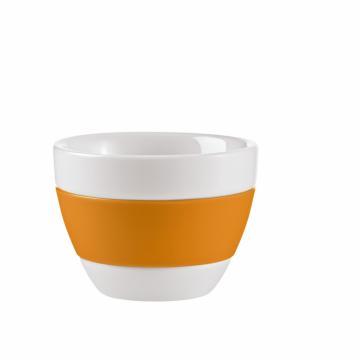Koziol šálek espresso oranž