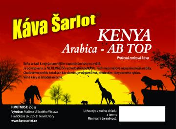 Kenya AB TOP (Arabica)