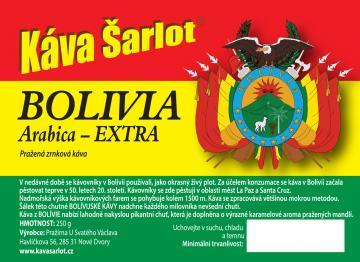 Bolivia Extra (Arabica)