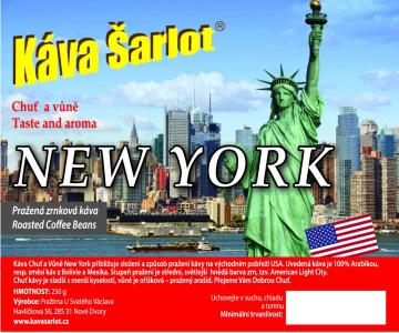 Chuť a Vůně NEW YORK (Arabica)