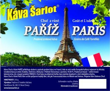 Chuť a Vůně PAŘÍŽ