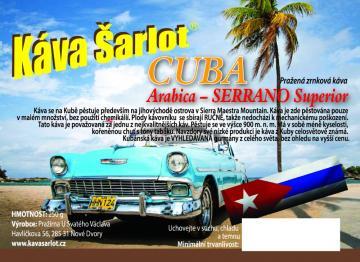 Cuba Serrano Superior (Arabica)