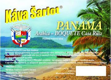 Panama Boquete Casa Ruiz (Arabica)
