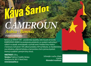 Cameroun Bamenda (Arabica)