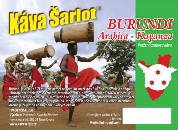 Burundi Kayanza (Arabica)