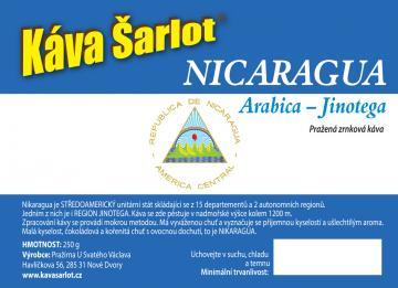 Nicaragua Jinotega (Arabica)
