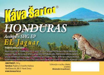 Honduras SHG EP El Jaguar ( Arabica)