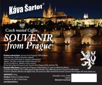 Souvenir from Prague (Arabica)