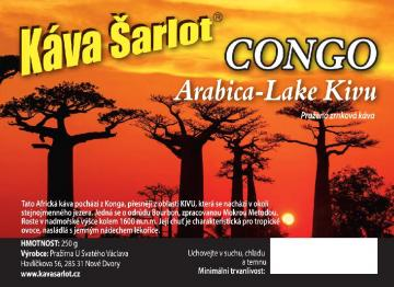 Congo Lake Kivu (Arabica)