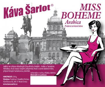 Miss Boheme (Arabica)