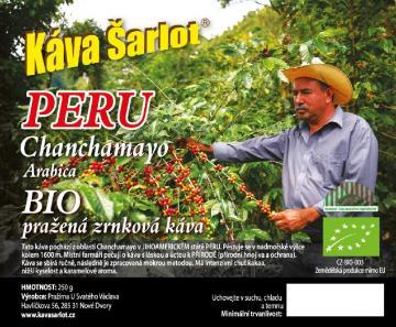 Bio Peru Chanchamayo (Arabica)