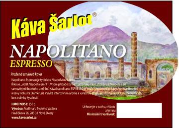 Napolitano Espresso (zrnková)
